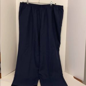 Alfred Dunner Pull on Straight Leg Pant 24W